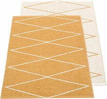 Pappelina - Max Wendeteppich, 70 x 100 cm, ocker /
