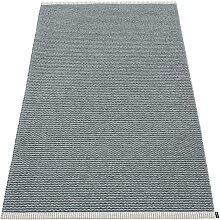 pappelina Mono Outdoor-Teppich - granit / grau 85