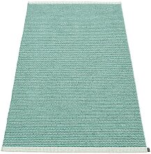 pappelina Mono Outdoor-Teppich - jade / blass