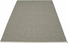 Pappelina - Mono Teppich, 180 x 300 cm, charcoal /