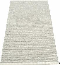 Pappelina - Mono Teppich, 60 x 150 cm, fossil grey