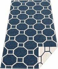 Pappelina - Rakel Wendeteppich, 70 x 150 cm, dark