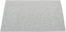 Pappelina - Svea Teppich, 70 x 50 cm, grey