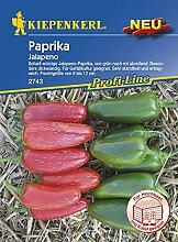 Paprika Gaucho Jalapeno-Peperoni rot abreifend