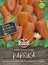 Paprika SPERLI´s Fitness Orange von Sperli-Samen