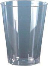 PAPSTAR Einwegbecher (50-tlg), Polystyrol 300 ml -
