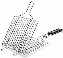 ParaCity BBQ Grill Basket Grillkorb Grillwender