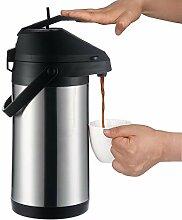 PARACITY Thermo-Kaffeekaraffe mit 3 Tassen, 284