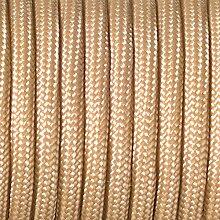 Paracord, 4mm x 50m, beige
