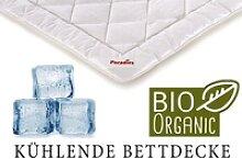 Paradies Sommerbettdecke Cool Comfort Bio 135x200