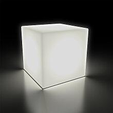 PARADISO Lounge Leuchtwürfel 30x30cm | LED RGB |