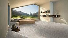 Parador Eco Balance PUR Bauholz Holzstruktur 4-seitige Micro-V-Fuge - Bio Bodenbelag - Öko Vinyl Designboden - Bio Bodenbelag - Öko 1602140 - Paket a 2,454m²