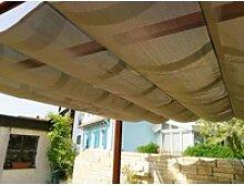 Paragon Outdoor Pavillon Florida 11x11 dunkelbraun