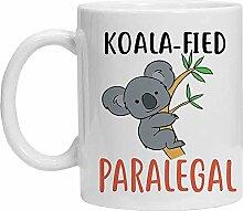 Paralegal Tasse – Koalafied Paralegal –