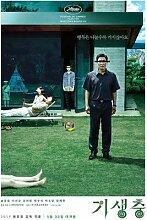 Parasite – Koreanisch Film Poster Plakat Drucken