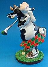 Paraston Comic Figur Kuh Golf - So,Vace