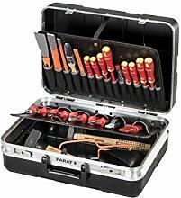 PARAT Elektro Koffer Bestückt 25-teilig