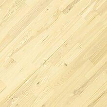 Parat Loft Style Esche Queens 14mm 1830x129x14mm, ultramatt lack.,gebürstet gefast, 58,71 € / m², 110,96 € pro Verpackungseinhei