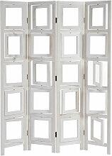Paravent Bildgalerie II, Raumteiler Trennwand