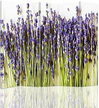 Paravent Lavender Kepka mit 5 Paneelen