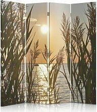 Paravent Luz mit 4 Paneelen