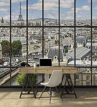 PARIS LA SEINE 3 x 2,70 m Deko Fototapete