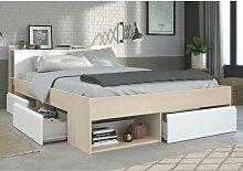 PARISOT Bett mit Stauraum Most - Verstellbar
