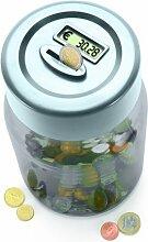 Park Avenue Segula PA3669BK Money Jar