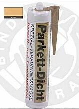 Parkett- und Laminat Dicht 310 ml Kartusche (ahorn)