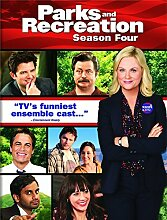 Parks and Recreation Poster auf
