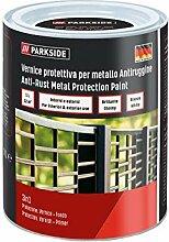 Parkside Metall Schutzlack 1L silbergrau weiß