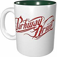 Parkway Drive Farbige Tasse Porzellan Tasse 330 ml