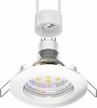 Parlat LED Decken-Einbaustrahler CIRC GU10 1,7W