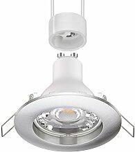 Parlat ledscom.de LED Decken-Einbaustrahler CIRC