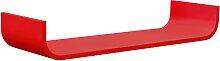 Parma - Wandregal - Rot