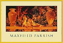 Parrish, Maxfield - Garden of Allah - Poster