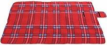 Partiss Bunte Blanket Picknickdecke Krabbeldecke