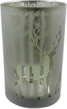 Parts4Living Teelichthalter Glas Teelichthalter
