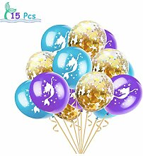 Party Balloons Latex Balloons Meerjungfrau