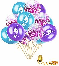 Party Balloons Latex Balloons Meerjungfrau