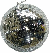 PARTY DISCOUNT ® Disco-Kugel, Durchmesser 30cm