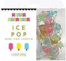 Party Partners Mini-LED-Lichtergirlande,