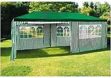 Party Pavillon 6x3m Gruen
