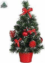 Partylandia Shop Mini-Weihnachtsbaum bereits
