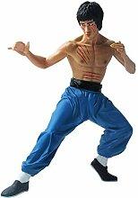 ParZ Coole Bruce Lee Kung Fu PVC Action-Figuren