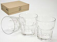 Pasabahce 0820527Becher, Glas, transparen