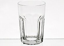 Pasabahce 0820537Becher, Glas, transparen