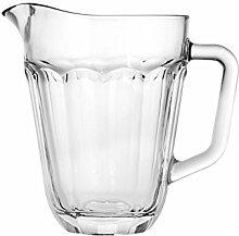 Pasabahce 1219300Krug, Glas, transparen
