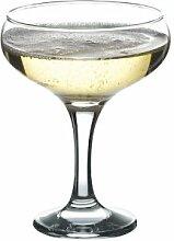 Pasabahce 12er Coktail Bistro Martiniglas Sektglas