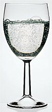 Pasabahce 12er Saxon Kelchglas 350cc Weinglas